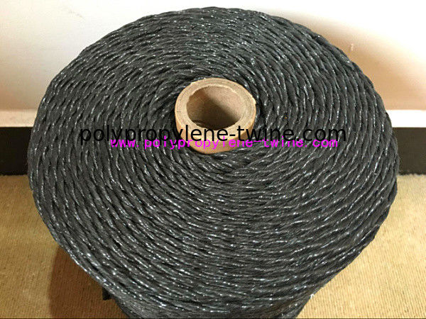Polypropylene Fibrillated Twist Cable Filler Material LT 005 SGS Certification