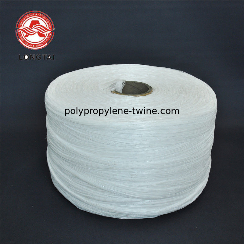 Cable Polypropylene PP Fillers Common Tenacity Type Low Hot Shrinkage < 8%