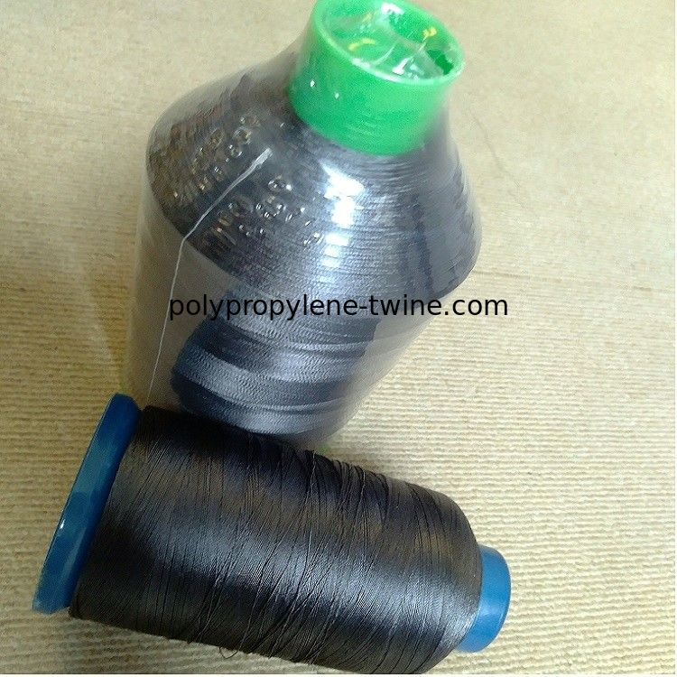 Low Smoke Flame Retardant Polyester Thread Yarn For Textile Factory