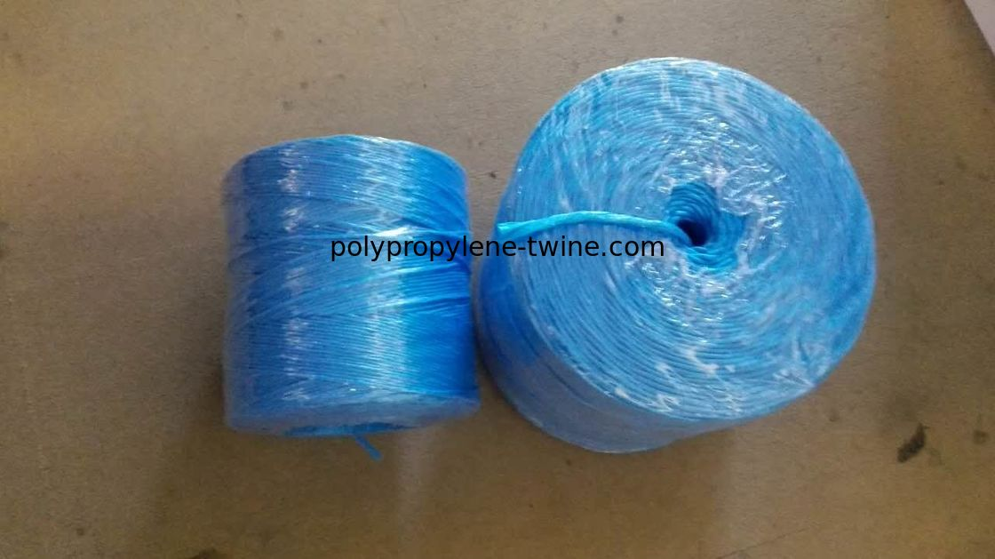 Tomato PP Baler Twine In Agriculture UV Protection With High Strength
