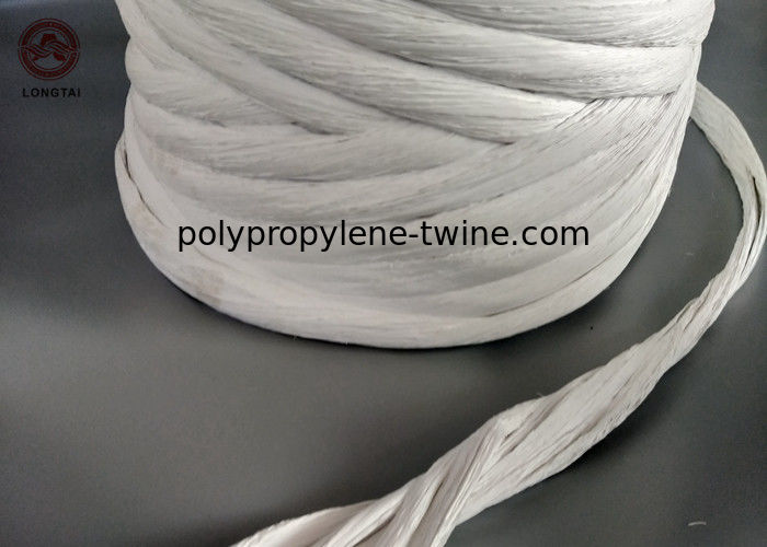 Professional Standard Caco3 Polypropylene Filler Yarn For Super Big Cable Filling