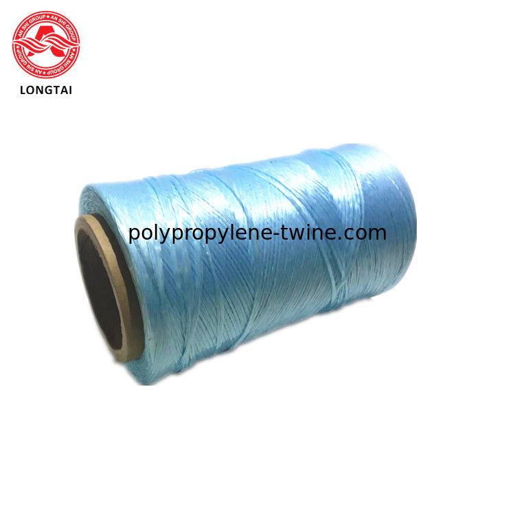 Zero Halogen Fire Retardant PP Filler Yarn For Special Cable High Breaking Strength