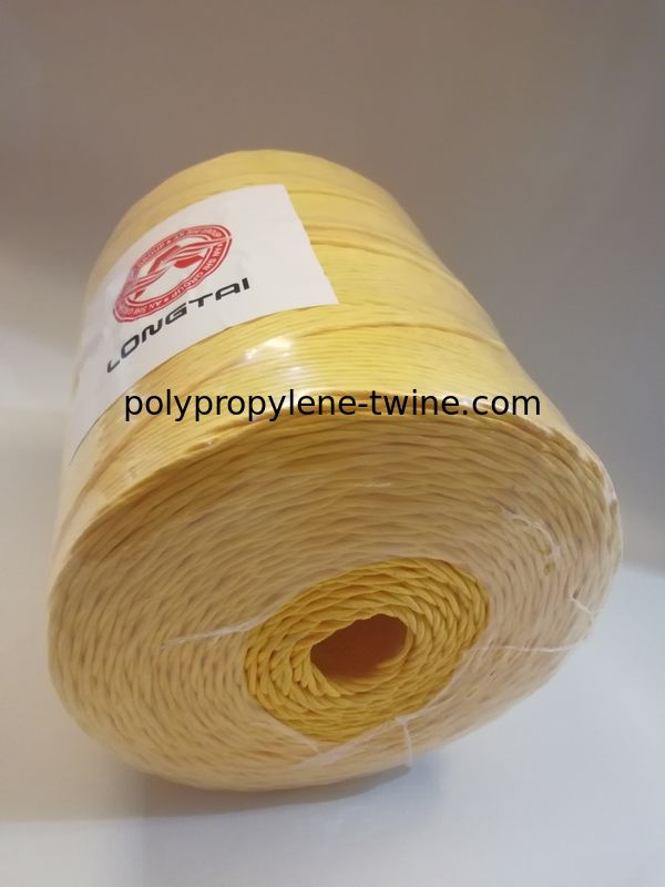 Agriculture Square PP Baler Twine Roll Weight 8kg~10kg / Hay Baling Twine