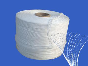 Flame Retardant Cable / Wire Filling Material Low Shrinkage Twisted Type