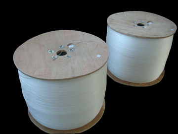 China Jumbo Package Polypropylene PP Filler Yarn Large Wood Drum Winding Cable Filler factory