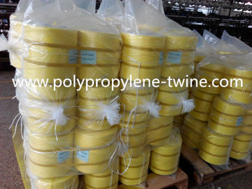 UV 100% Polypropylene PP Baler Twine / Twisted Banana Twine For Packing Diameter 1-3mm