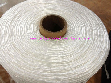 Greenhouse Sisal Packing Tomato Tying Twine Rope Denier 7500D , 9000D