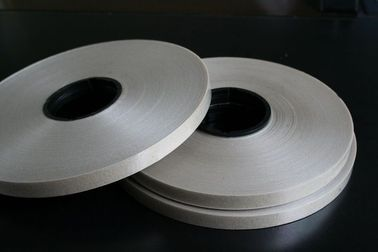 China Fireproof Mica Insulation Wire Wrapping Tape Customized 0.08mm - 0.15mm Thickness factory