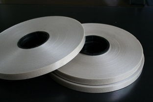 Fire Resistant Mica Insulation Tape , Phlogopite Mica Tape SGS Certification