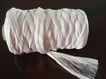 White Color PP Cable Filler Yarn / 1-30mm Diameter Polyester Sewing Thread