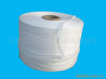 1-30mm Diameter Cable Filler Material , PP Fibrillated Yarn Cable Filling