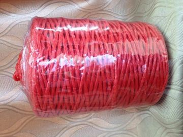 High Strength PP Twine Polypropylene Rope With UV Stabilizers SGS