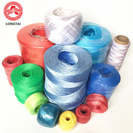 1 Ply Twisted  PP Baler Twine , Low Shrinkage Polypropylene Baling Twine