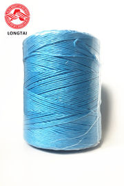 100% Virgin Blue PP Twisted Hay Poly Baler Twine 1 - 3mm 25KD UV  -  Treated