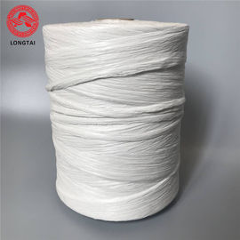 Low Smoke Halogen Free Polypropylene Filler , Flame Retardant PP Wire Cable Filler Rope