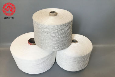 China Regenerated Thread Yarn , Ring Spun Polyester Cotton Yarn For Socks And Gloves factory