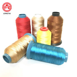 China Eco-friendly High Tenacity Polyester Sewing Thread For Europe America Market factory