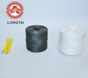 Black / White Polypropylene Tomato Twine For Farm / Greenhouse