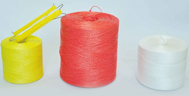 Colorful Soft PP Tomato Twine High UV Stabilized 1000m/kg Length