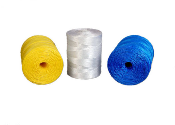 20mm Fibrillated Twist Polypropylene Twine For Chili Tomato Banana