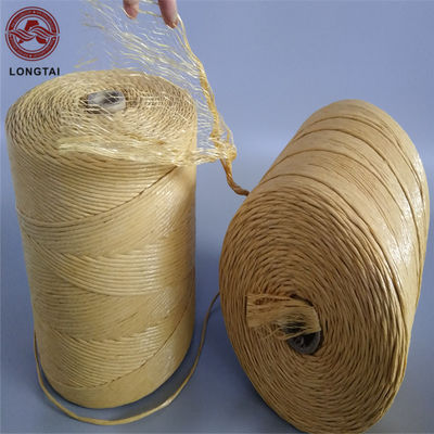 1630KD 100% PP Cable Filler Yarn For Optical Cable