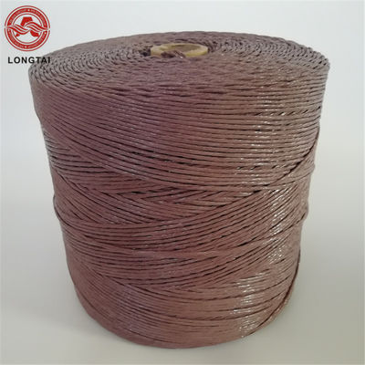 7KD Twisted Fibrillated Polypropylene Cable Filler Yarn