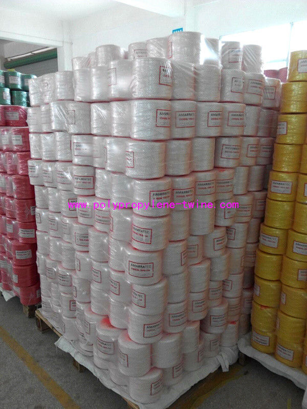 Industry Packing Multi Color Polypropylene Twine