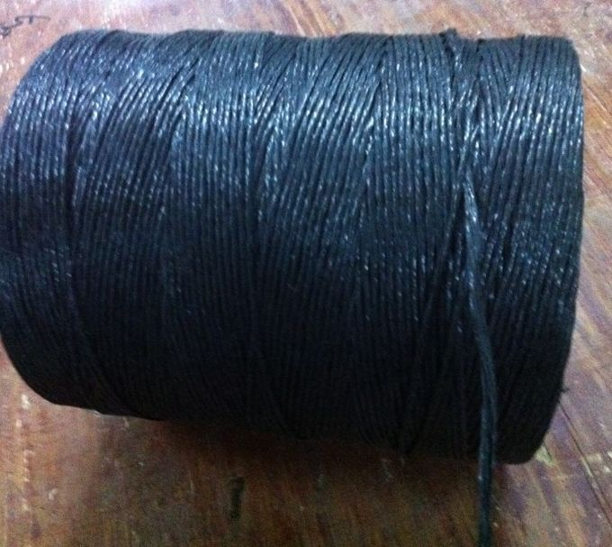 Low Shrinkage Polypropylene Amouring Submarine winding Cable Yarn / PP Filler yarn