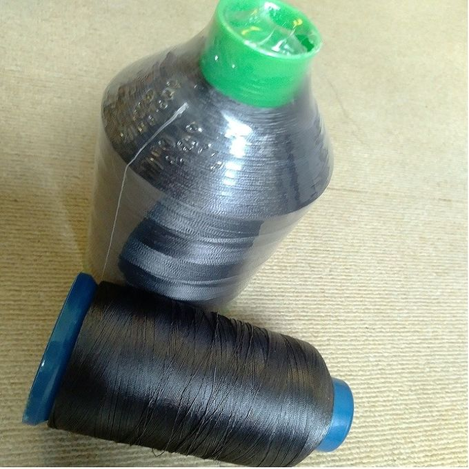 Halogen Free Eco-friendly High Flame Retardant High Tenacity Leather Polyester Sewing Thread