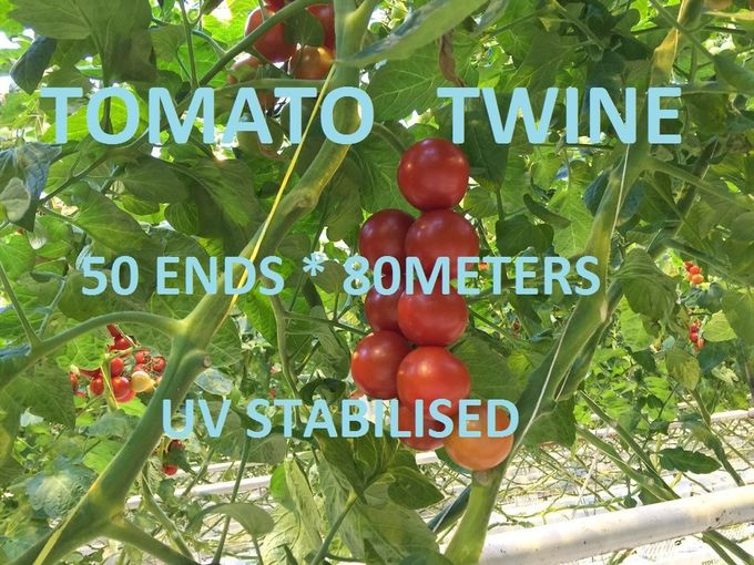 Durable Tomato Tying Twine For Big Square And Round Agricultural Bales