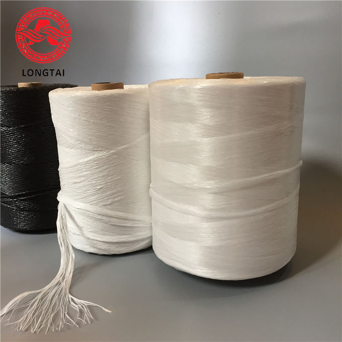 100% Virgin PP Cable Filler Yarn / Wire and Cable Filler Yarn